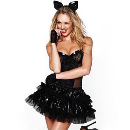 Noche de Halloween con Victoria's Secret