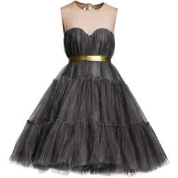 vestido negro Lanvin H&M