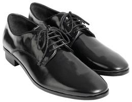 zapatos negros hombre Lanvin for H&M