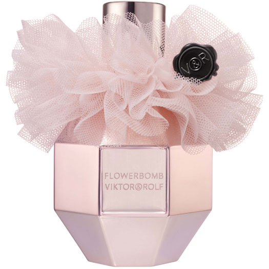 The Flowerbomb Tulle Edition Viktor & Rolf