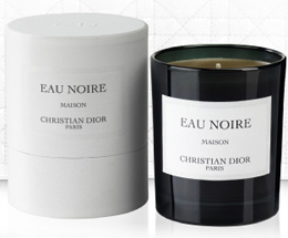 velas aromáticas Christian Dior