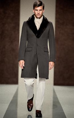 abrigo hombre Hugo Boss