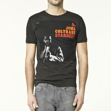 camisetas Jazz Collection de Zara