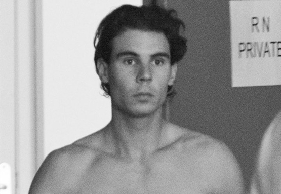 Rafa Nadal imagen Armani 2011