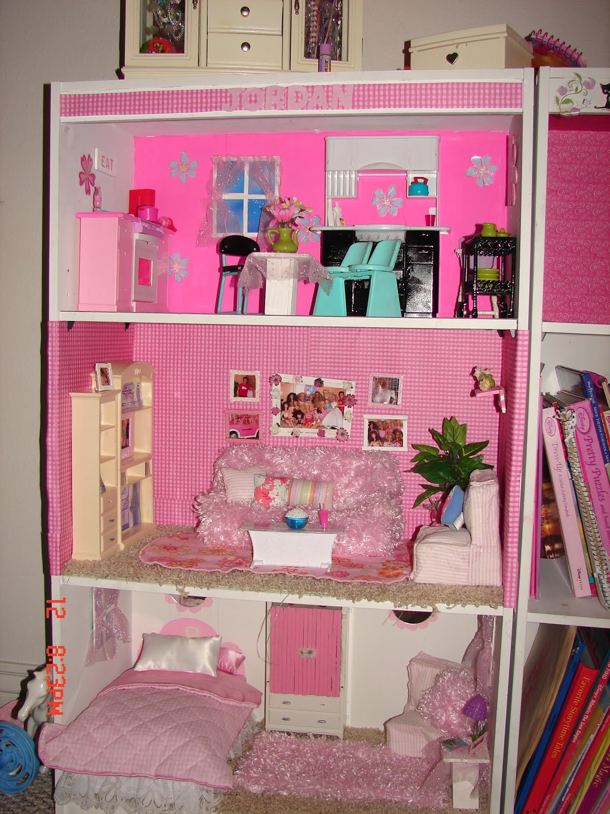 barbie housr