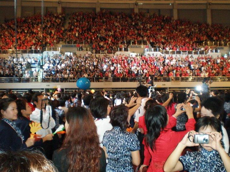 10K attendance @ China's Seminar 2008