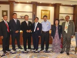 Timbalan Perdana Menteri Bersama Dengan Wakil ANULAE