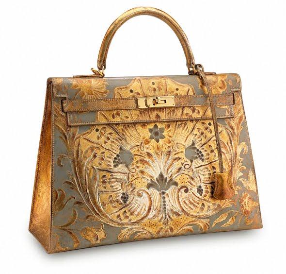 genuine birkin bag - Visual Obsessions: Make A Birkin or Kelly Style Bag