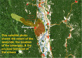 Cause and effect of landslide essay