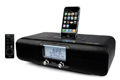 iHD171 HD Another iPod and iPhone Dock from iLuv