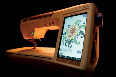 The Quattro 6000D Is a Master Sewing Machine