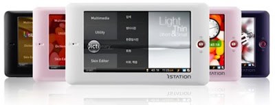 iStation T3 Is a Slim PMP in Korea