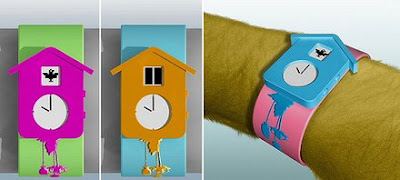 Childish Cuckoo Clock Watch