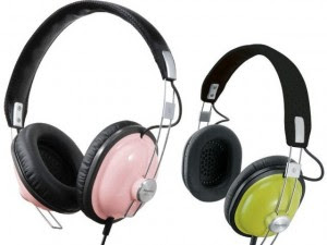 Panasonic RP-HTX7-R1 Stereo Headphones