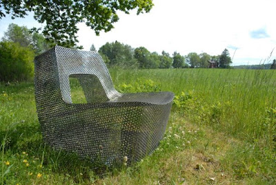 Charlie Davidson Studio: 'Duck Chair'