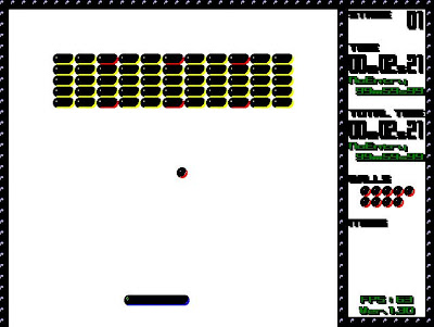 Flash Game: Black (Ball Game)