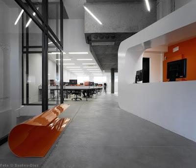 Modern Office - Javier Quinteiro