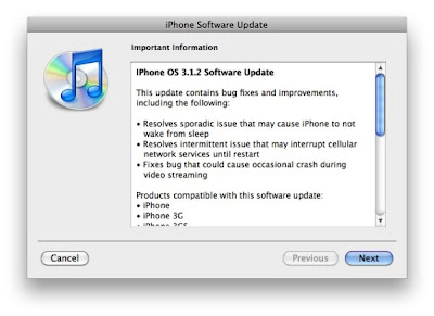 iPhone 3.1.2 Live To You with Hope For All