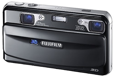 The Fujifilm Finepix Real 3D W1 Is Ready To Reach Consumers