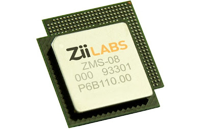 ZiiLABS ZMS-08 Comes With Cortex A8, Full HD and Flash Acceleration