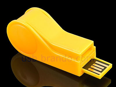 USB Whistle Flash Drive
