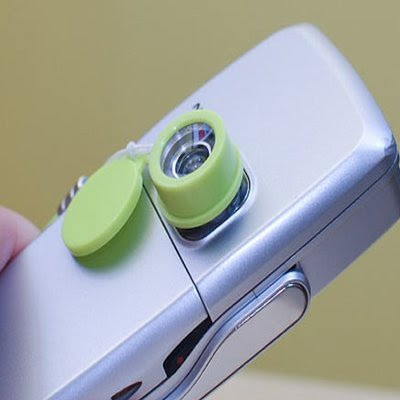Jelly Lens Wide Angle Fish Eye for Camera Cell Phone