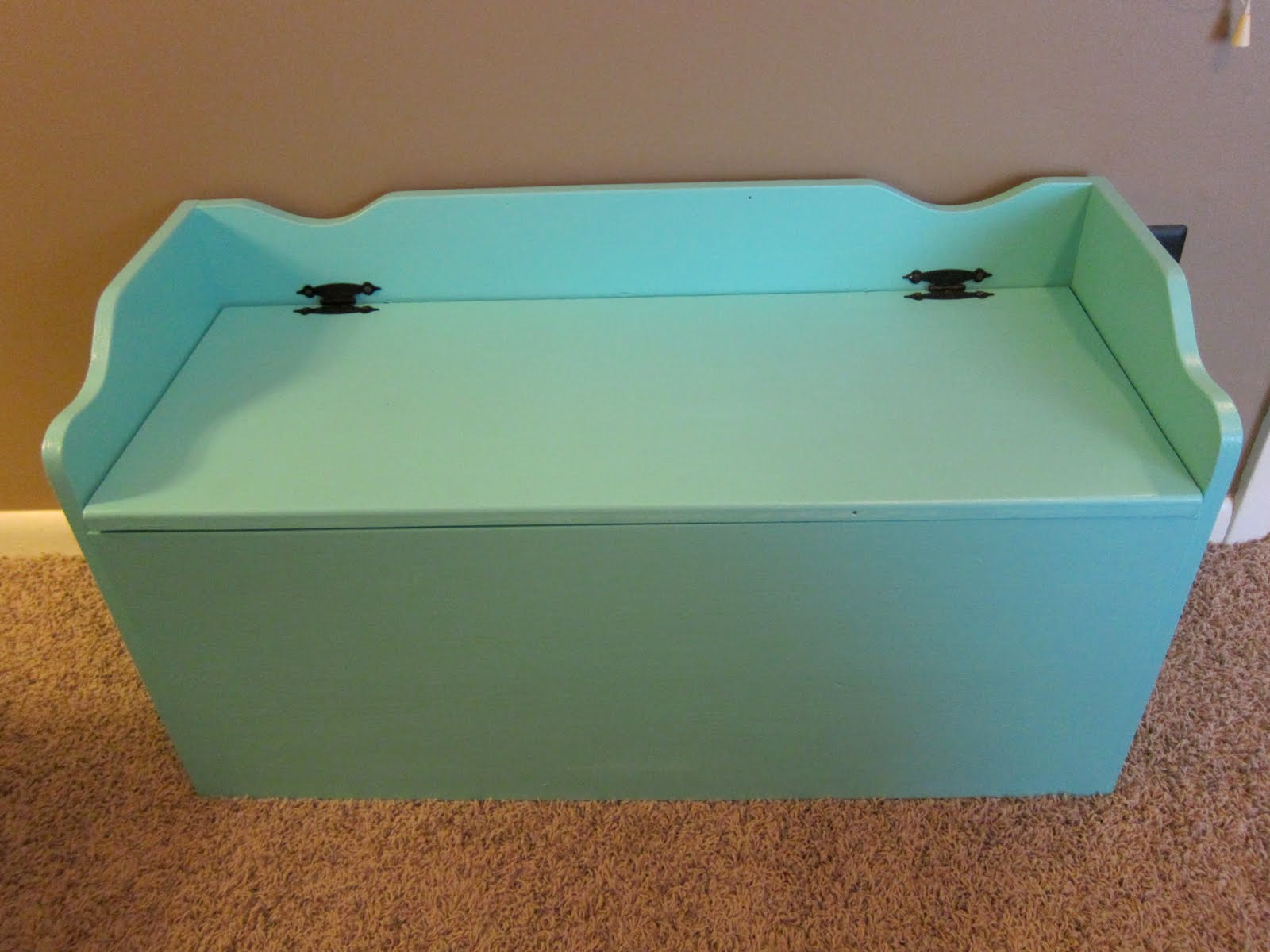 toy chest diy