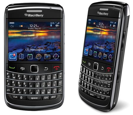Descargar y actualizar BlackBerry Bold.