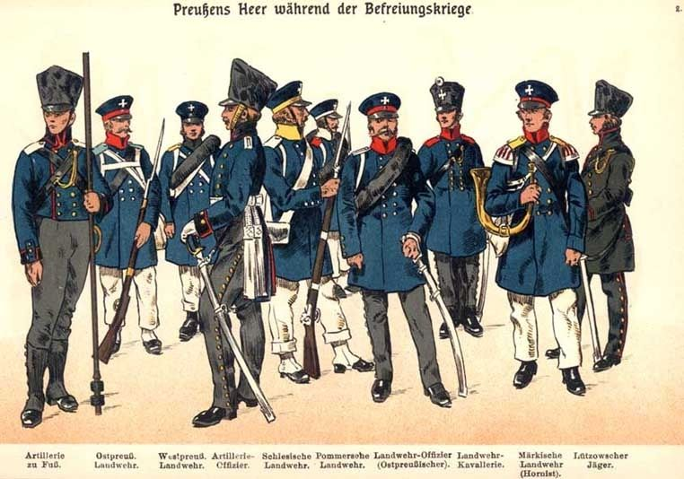Prussian Blue picture