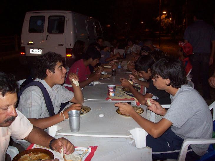 CATEGORIA 15 AÑOS 2008