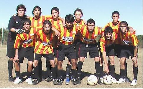 CATEGORIA 17 2007