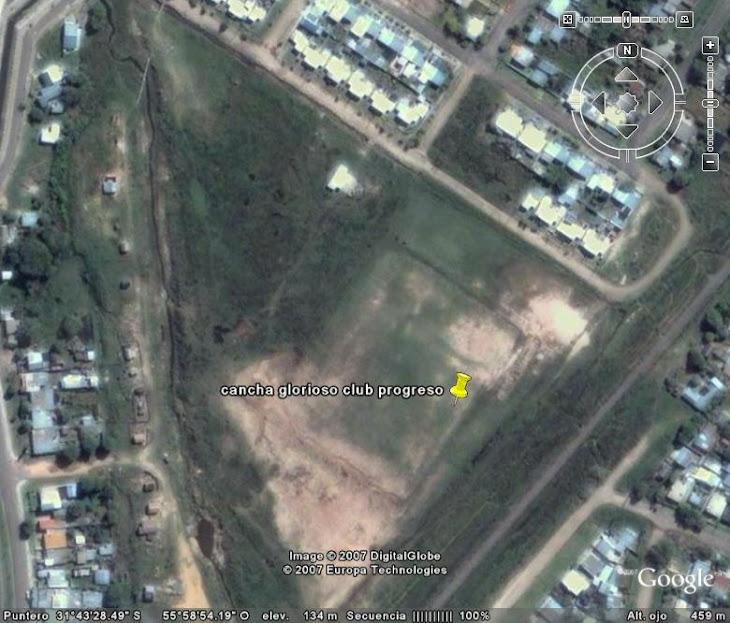 mapa satelital localizacion estadio