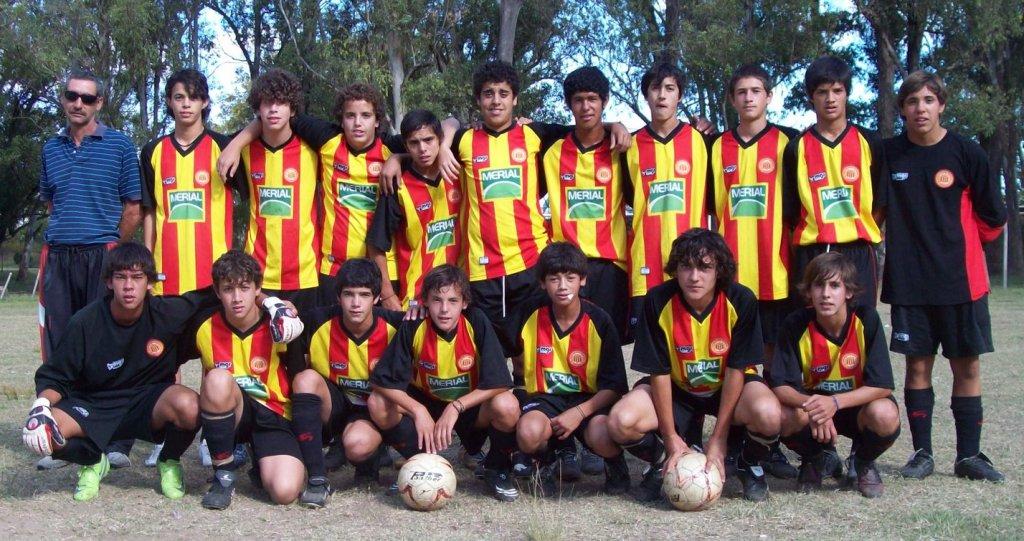 VICE CAMPEONES 15 años 2009