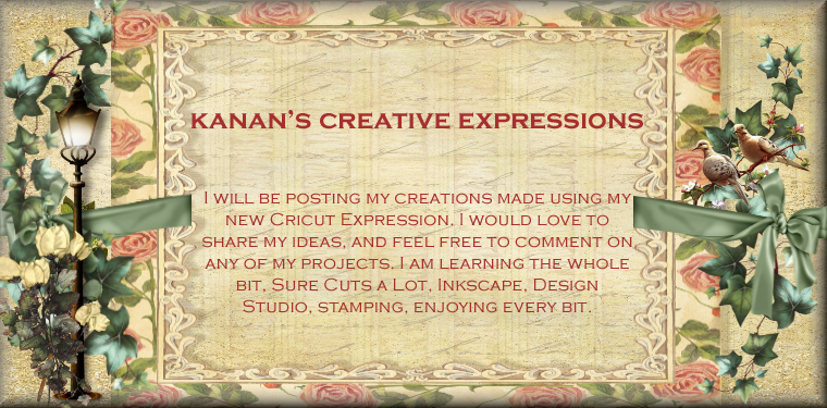 Kanan&#39;s Creative Expressions