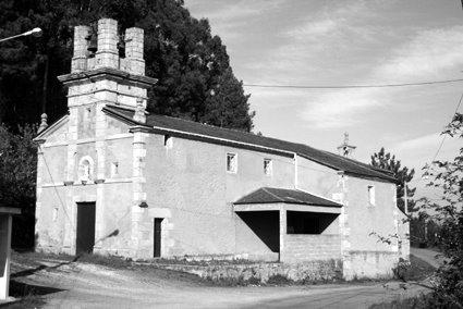 Igrexa Parroquial de Santa María de Suegos