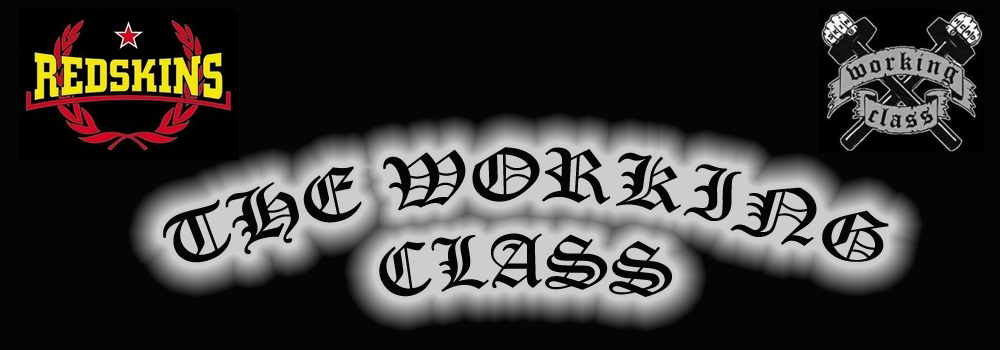 THE WORKING CLASS d-_-'b