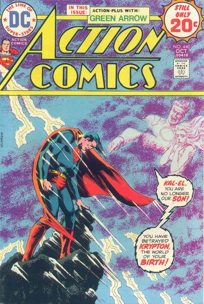 Action Comics #440, Superman, Nick Cardy cover
