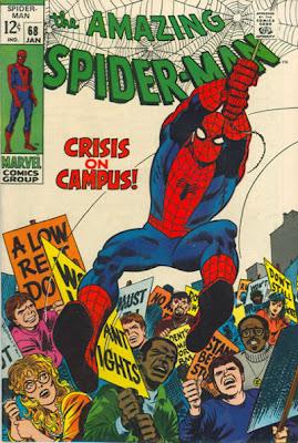 Amazing Spider-Man #69, John Romita