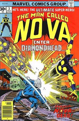 Nova #3, Diamondhead