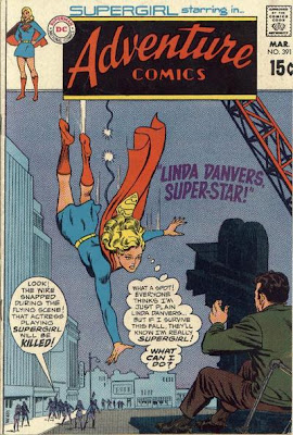 Supergirl Adventure Comics #391 Linda Danvers Kurt Schaffenberger