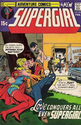 Supergirl in Adventure Comics #402