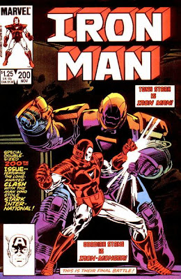 Iron Man #200, Iron Monger