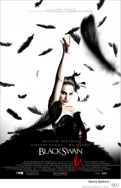 black swan movie wallpaper. Black Swan at The Animal