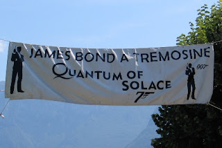 Quantum of Solace a Tremosine
