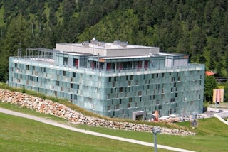 Cube hotel Biberwier