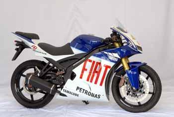 Modifikasi Yamaha V-ixion 2008