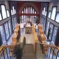 Sala de estudio y WIFI de la biblioteca La Fraternidad