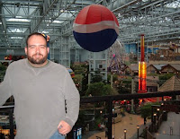 Me in the Mall of America