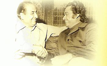 किशोर कुमार के साथ रफी