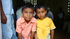 Precious children of Santa Marta